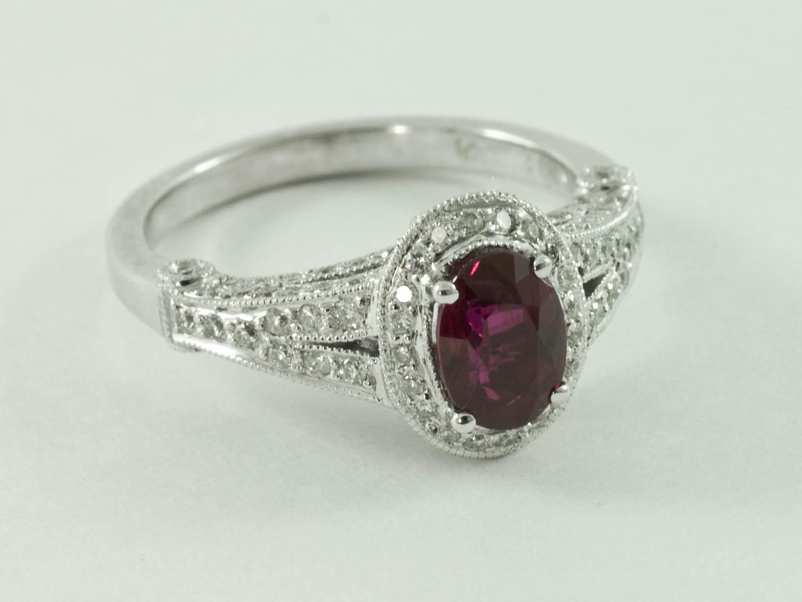 ruby diamond ring 2