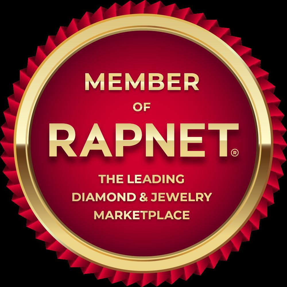 Rapnet badge
